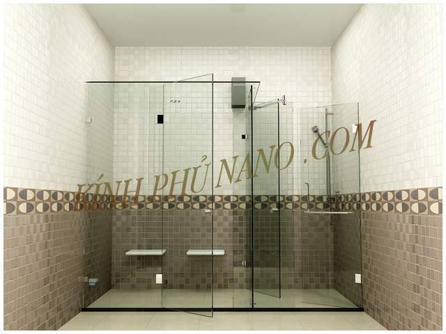 Phòng tắm kính xông hơi liên hoàn