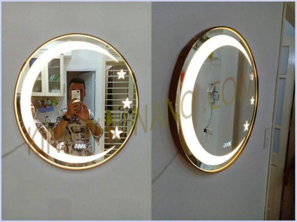 Mẫu gương nhà tắm đẹp 2020