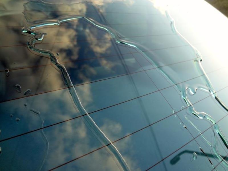 Phủ nano cho kính lái ô tô