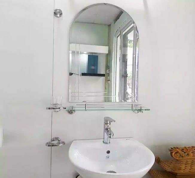Chất lượng gương phòng tắm